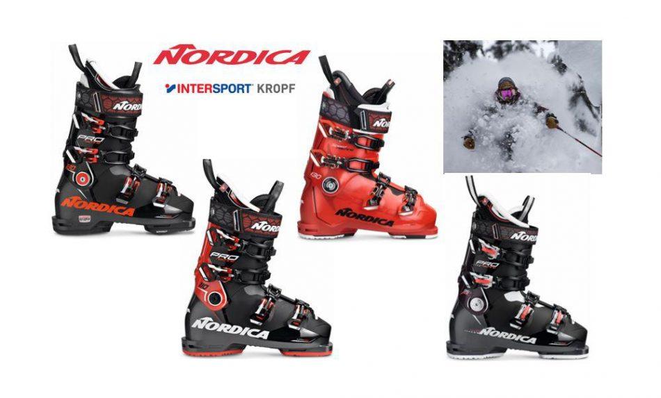 Nordica Schuhe 18 19
