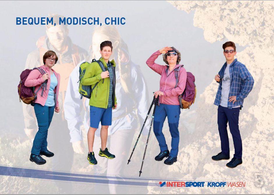 Outdoorbekleidung2 2018