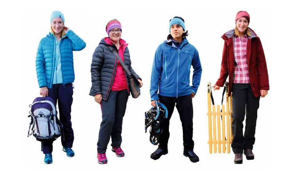 Winter Trekking 17 18